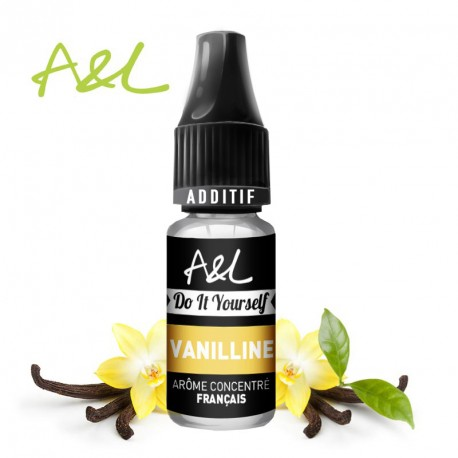Additif Vanilline par A&L (10ml)