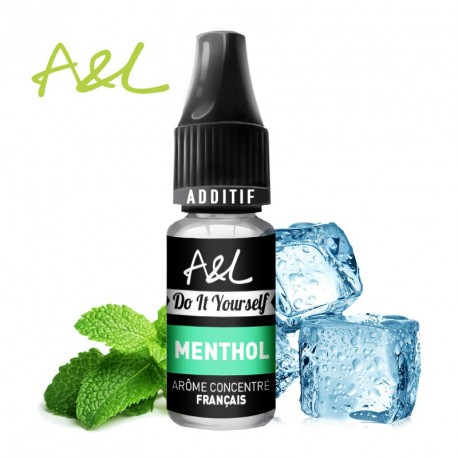 Additif Menthol A&L (10ml)