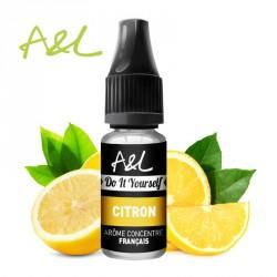 Arôme Citron par A&L (10ml)