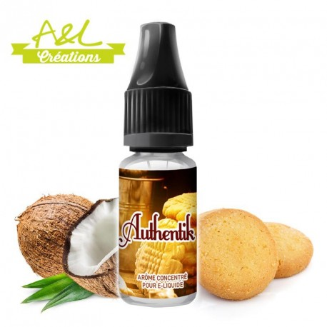Concentré Authentik par A&L 10ml
