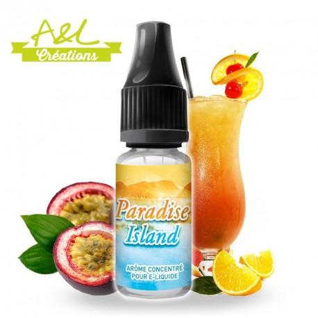 Concentré Paradise Island par A&L 10ml