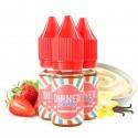 E-liquide Strawberry Custard par Vape Dinner Lady