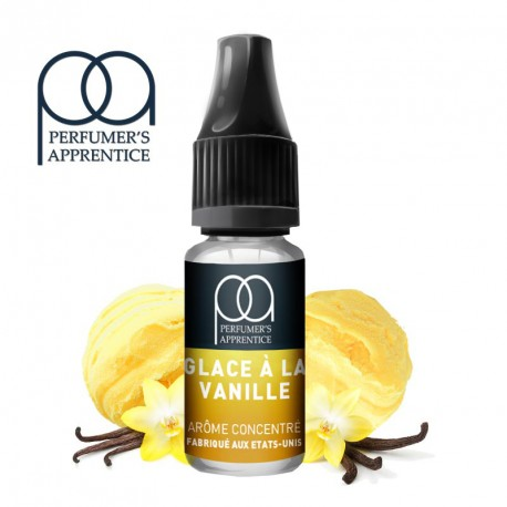 Arôme Glace à la vanille par The Perfumer's Apprentice (10ml)