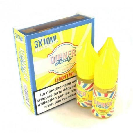 E-liquide Lemon Tart par Vape Dinner Lady