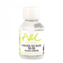 Liquide de base A&L 115ml Sans nicotine