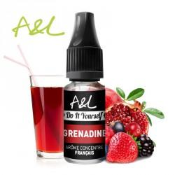 Arôme Grenadine par A&L (10ml)