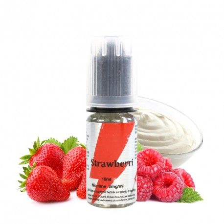 E-liquide Strawberri par T-Juice