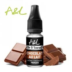 Arôme Chocolat au Lait par A&L (7ml)