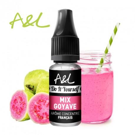Arôme Mix Goyave par A&L (10ml)