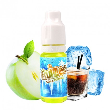 E-Liquide Fruizee Pomme Cola par Eliquid France