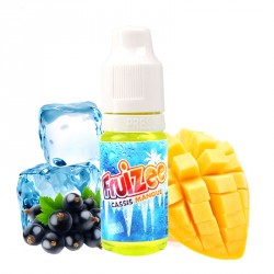E-Liquide Fruizee Cassis Mangue par Eliquid France