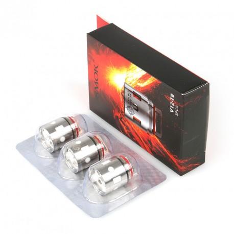 Résistances (x3) pour TFV12 par Smoktech