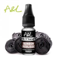 Arôme Bonbon Réglisse par A&L (10ml)