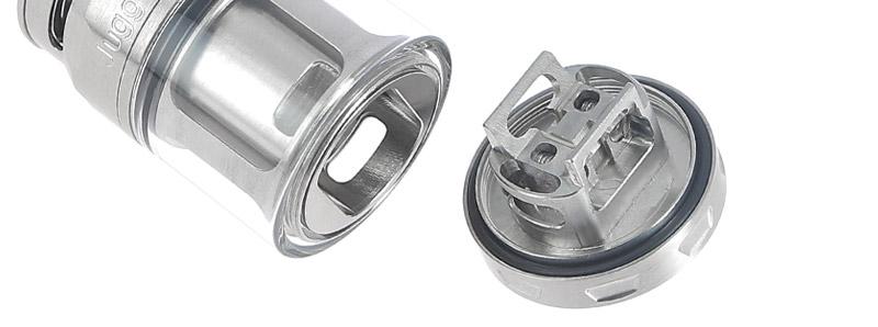 Le plateau de l'atomiseur Juggerknot Mini RTA par QP Design