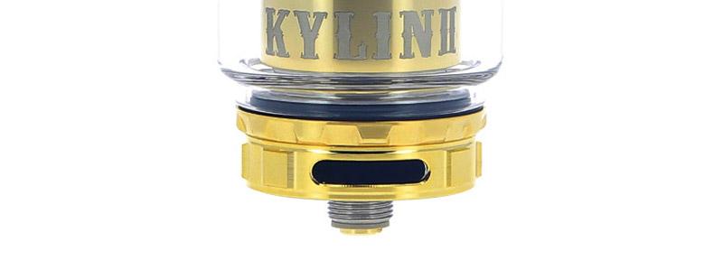 Entradas de aire del atomizador Kylin V2 RTA de Vandy Vape