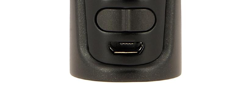 Le port micro-USB de la box Evic Primo Fit par Joyetech