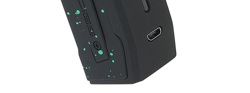 Le port micro-USB de la box Falcons par Teslacigs