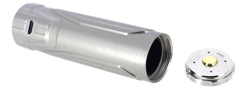 Le compartiment à accu du tube Ultex T80 par Joyetech