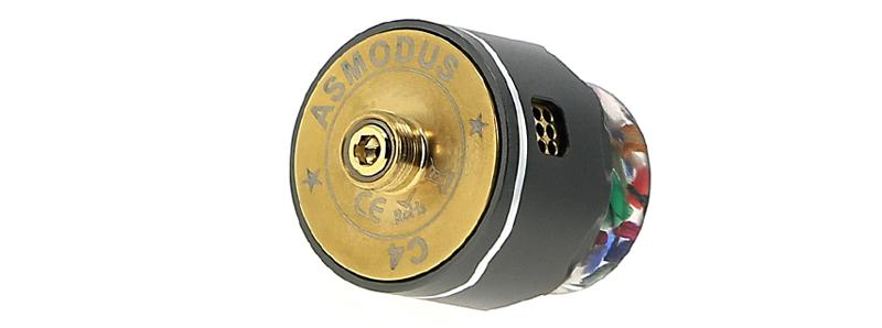 Le pin BF du dripper C4 LP par Asmodus