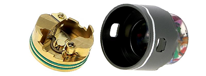 Le plateau du dripper C4 LP par Asmodus