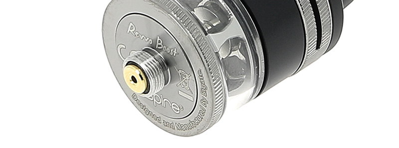 Le pin bottom-feeder du clearomiseur Revvo Tank par Aspire