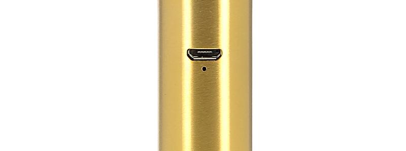Le port micro-USB de la batterie Stick Prince Baby par Smoktech