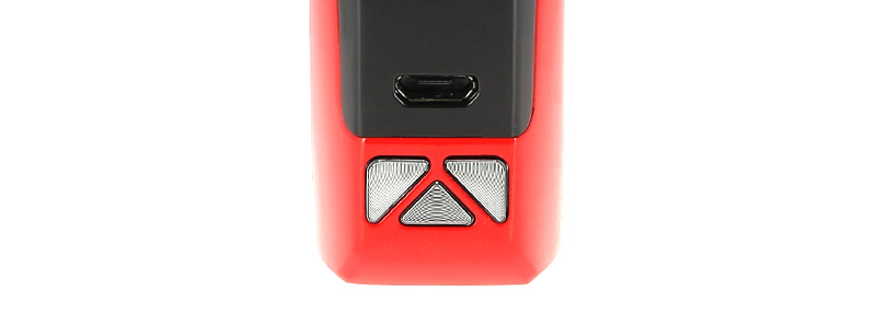 Le port-micro USB de la box Tarot Baby par Vaporesso