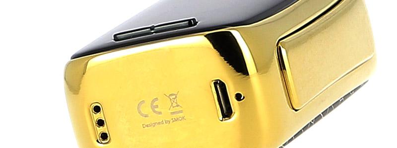 Le port micro-USB de la box X-Priv par Smoktech