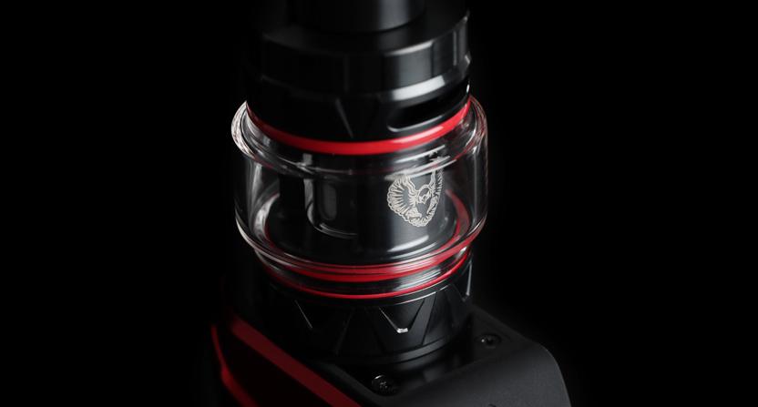 Clearomiseur Sakerz Horizon Tech Vapor sur la box Aegis Legend 2 L200