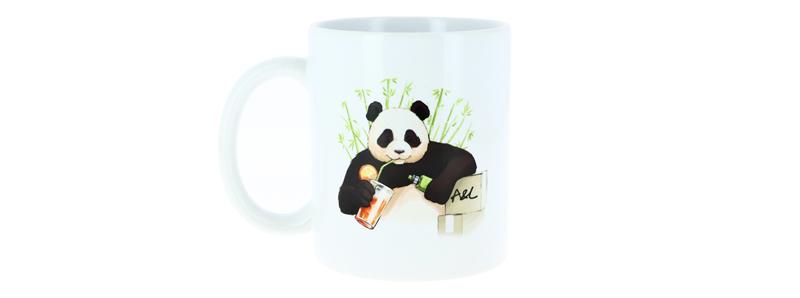 Le mug Panda A&L