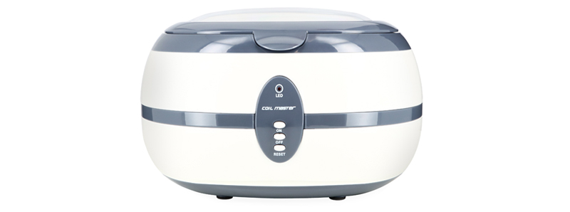 Le Nettoyeur Ultra-sons CM-800 par Coil Master