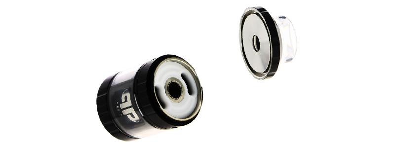 Le remplissage de l'atomiseur Juggerknot Mini V2 par QP Design