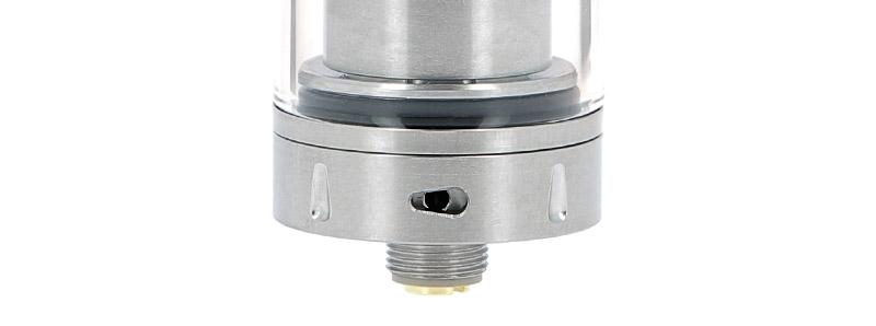 L'airflow de l'atomiseur Berserker V1.5 Mini MTL par Vandy Vape