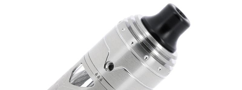 Le remplissage de l'atomiseur Brunhilde MTL 23mm par Vapefly