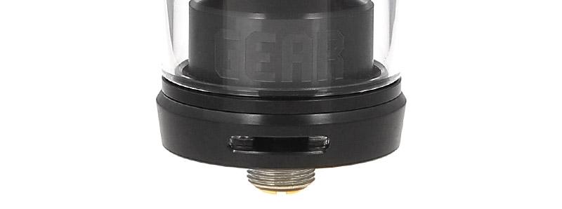 Les airflows de l'atomiseur Gear RTA 24mm par OFRF