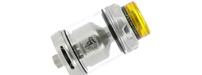 El atomizador Tauren One RTA de Thunderhead