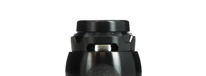 Le système top-airflow du dripper Z RDA par Geek Vape