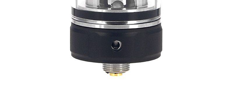 L'arrivée d'air du clearomiseur Apollo MTL Sub Tank par Vandy Vape
