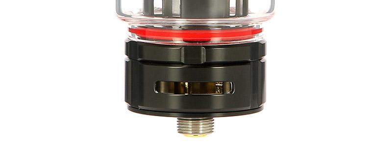Les arrivées d'air du clearomiseur TFV Mini V2 par Smoktech