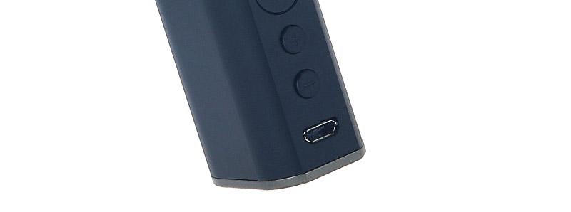 Le port micro-USB du kit Zelos 2.0 par Aspire