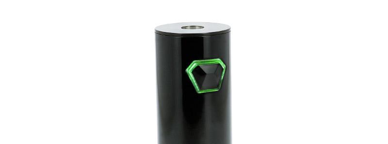 Le bouton fire lumineux du kit Zlide Tube 4ml par Innokin
