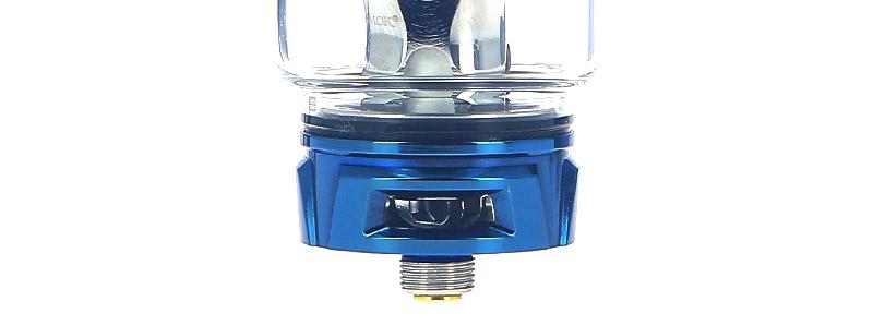 Les arrivées d'air du clearomiseur TFV8 Baby V2 par Smoktech