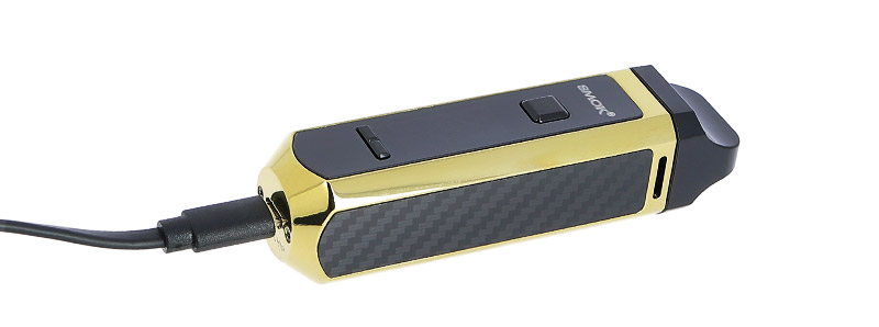 Le port micro-USB du Pod RPM40 par Smok