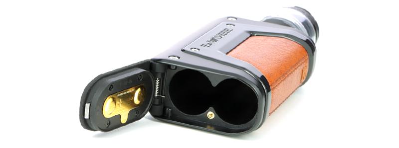 La escotilla de batería dual 18650 del kit Aegis Legend 2 L200 de Geek Vape