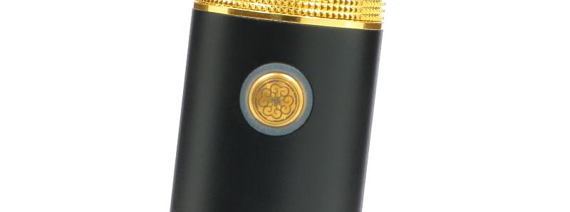 Le bouton power à indicateur LED du kit Dotstick 1650mAh par Dotmod