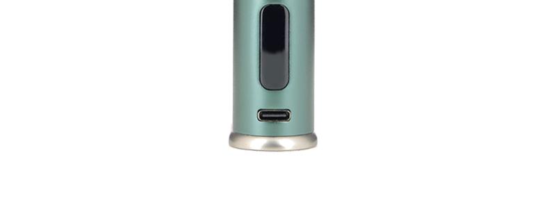 Le port micro-USB-C de rechargement du kit iStick Pico Plus par Eleaf