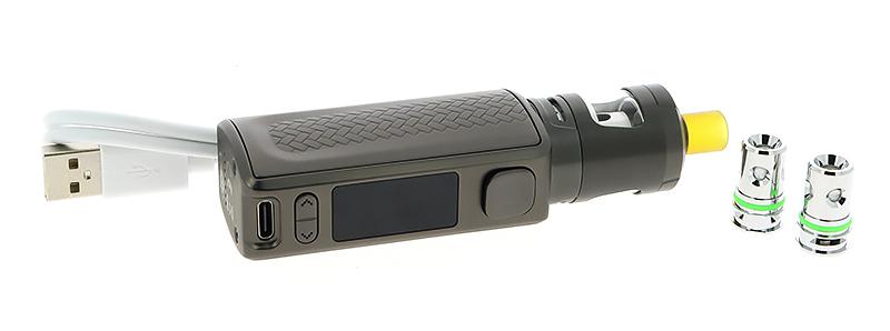 Le contenu de la boîte du kit Istick S80 par Eleaf
