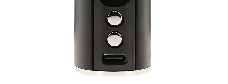 Le port USB-C de la box Istick T80 par Eleaf