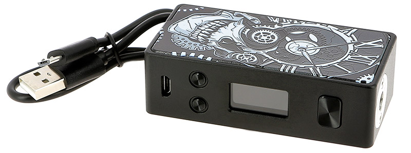 Le contenu de la boîte de la box G-Box 80W par KSL