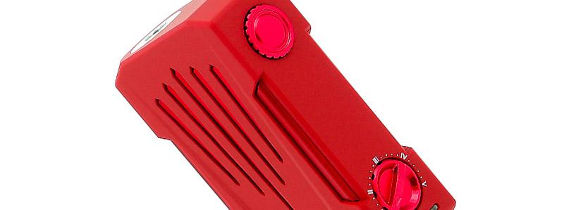La box Invader 4X 280w par Teslacigs